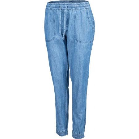 Willard LETYSA - Dámské plátěné kalhoty džínového vzhledu