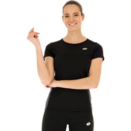 Dámské sportovní tričko - Lotto SPEEDRUN W II TEE PRT PL - 4