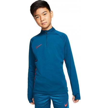 Nike DRY ACDMY DRIL TOP B - Chlapecká fotbalová mikina