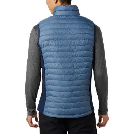 Pánská outdoorová vesta - Columbia POWDER PASS VEST - 3