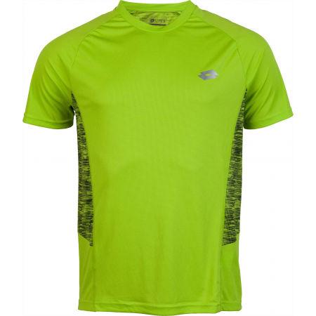 Lotto SPEEDRUN II TEE RGL PL - Pánské tričko