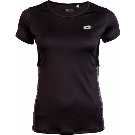 Dámské sportovní tričko - Lotto SPEEDRUN W II TEE PRT PL - 1