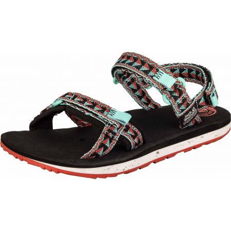 Jack Wolfskin OUTFRESH SANDAL - Dámské turistické sandály