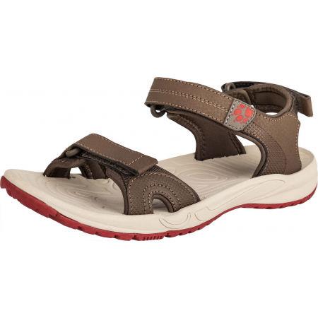 Jack Wolfskin LAKEWOOD CRUISE SANDAL - Dámské turistické sandály