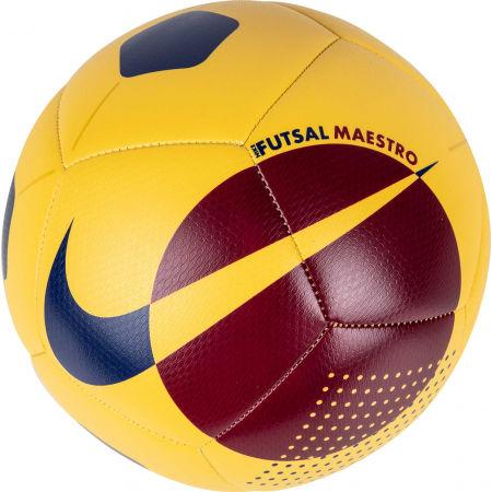 Míč na futsal - Nike FCB FUTSAL MAESTRO - 2