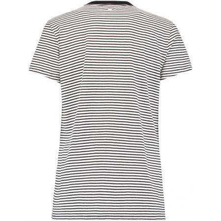 Dámské tričko - O'Neill LW ESSENTIALS STRIPE T-SHIRT - 2
