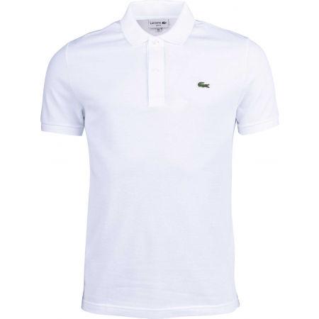 Lacoste SLIM SHORT SLEEVE POLO - Pánské polo tričko