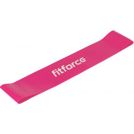 Fitforce EXEBAND LOOP EXTRA SOFT - Posilovací guma