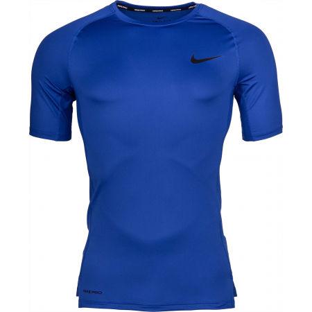 Nike NP TOP SS TIGHT M - Pánské tričko