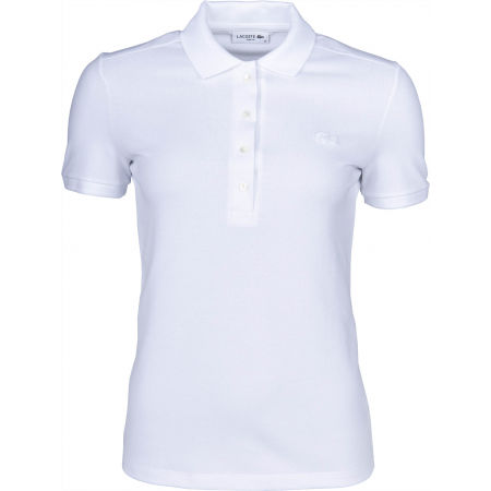 Lacoste SHORT SLEEVE POLO - Dámské polo tričko