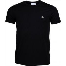 Lacoste ZERO NECK SS T-SHIRT - Pánské tričko
