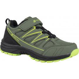 ALPINE PRO AVIORE - Dětská outdoorová obuv