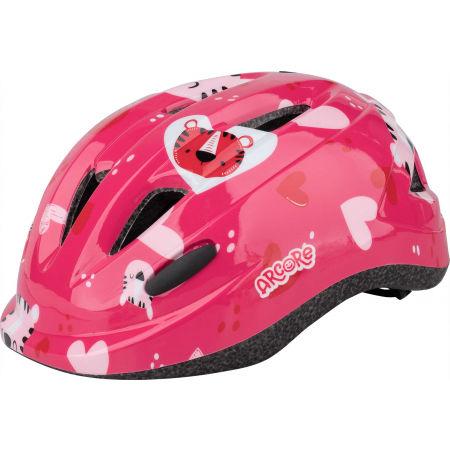 Arcore TONKA - Dívčí cyklistická přilba