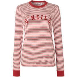 O'Neill LW ESSENTIALS L/SLV T-SHIRT - Dámské tričko s dlouhým rukávem
