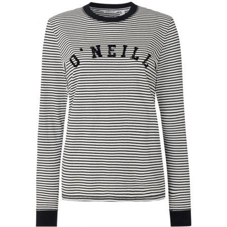 Dámské tričko s dlouhým rukávem - O'Neill LW ESSENTIALS L/SLV T-SHIRT - 1