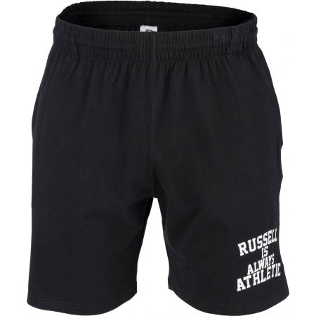 Russell Athletic RA MOTTO SHORT - Pánské šortky