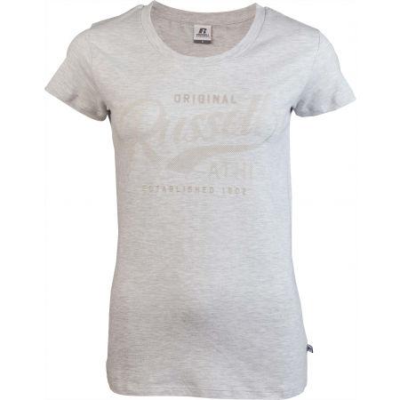 Russell Athletic ORIGINAL S/S CREWNECK TEE SHIRT - Dámské tričko