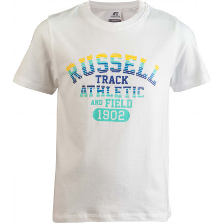 Russell Athletic TRACK SS/S CREWNECK TEE SHIRT - Dětské tričko