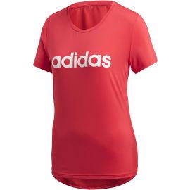 adidas D2M LO TEE - Dámské tričko