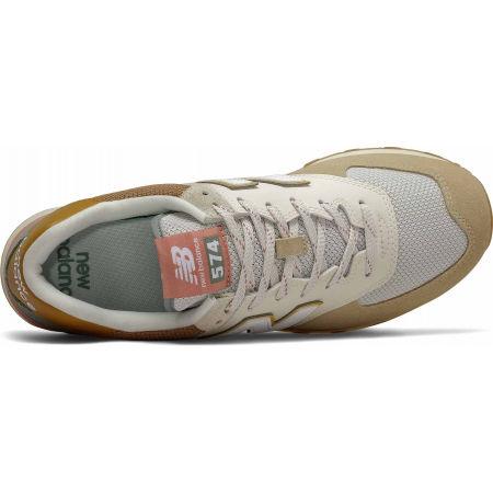 Pánská volnočasová obuv - New Balance ML574SOT - 2