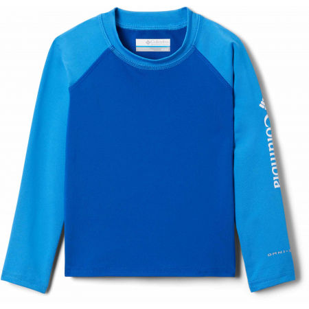 Columbia SANDY SHORES LONG SLEEVE SUNGUARD - Dětské triko