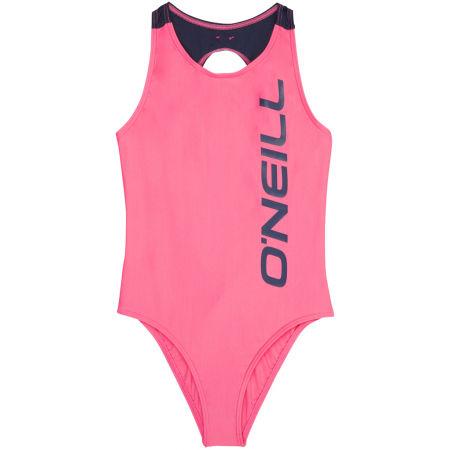 O'Neill PG SUN & JOY SWIMSUIT - Dívčí jednodílné plavky