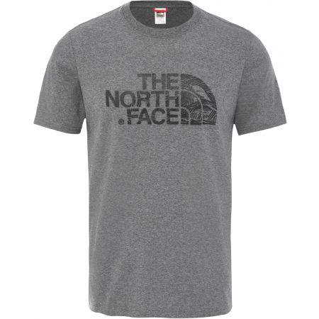 The North Face WOOD DOME TEE - Pánské tričko