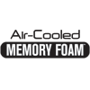 AIR-COOLED MEMORY FOAM